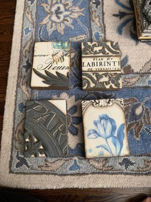 Sid Dickens Home Decor Tiles for Sale in Tacoma, WA