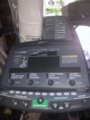 PRECOR Elliptical work out machine for Sale in Fairfax, VA