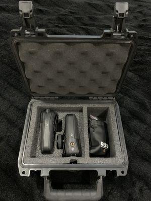 Rode RODELink Filmmaker Kit Wireless + Ballistic Case for Sale in Hayward, CA