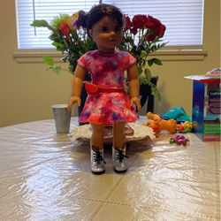 American Girl Luciana Girl Of The Year Of 2018 for Sale in Claremont,  CA