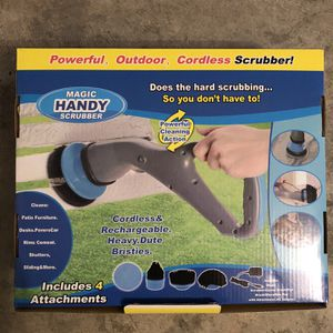 Electric Scrubber for Sale in Portland, OR