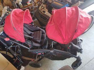 Countour's options baby stroller for 2 for Sale in Hemet, CA