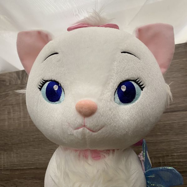 Marie Plushie Toy from Aristocats