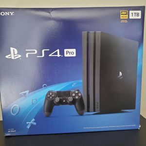 PS4 Pro 1TB for Sale in Fort Lauderdale, FL
