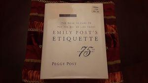 Emily Post's Etiquette for Sale in Modesto, CA