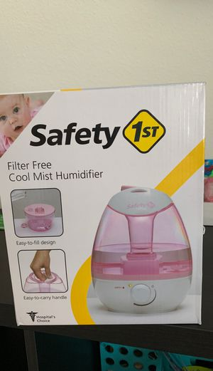 Filter cool mist humidifier for Sale in Kissimmee, FL
