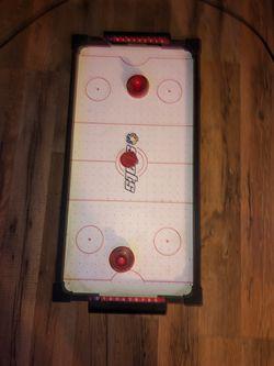 Mini Air Hockey Table for Sale in Pleasanton,  CA