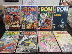 Rom Comic Lot for Sale in Marietta, GA