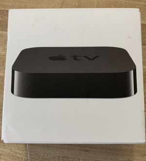 Apple TV 3rd Gen Openbox hdmi included!!! for Sale in Sacramento, CA