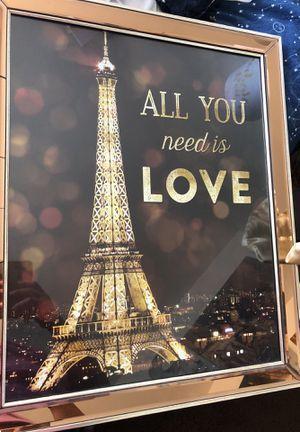 Big Paris picture for Sale in Lemon Grove, CA