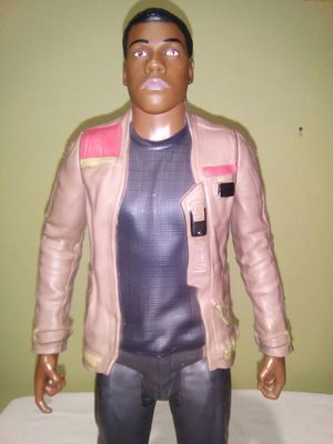 "Star Wars 18"" Finn Action Figure for Sale in Lorton, VA"