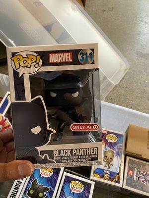 Funko POP Black Panther (#311) for Sale in Seattle, WA