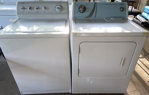 Kenmore Washer and Admiral Dryer for Sale in Humble, TX