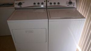 Kenmore washer and gas dryer for Sale in Austin, TX