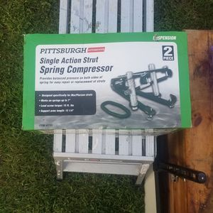 Pittsburgh Single Action Strut Spring Compressor for Sale in Glassboro, NJ