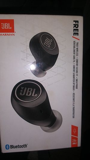 JBL Hand Free Bluetooth Earbuds for Sale in Huntington Beach, CA