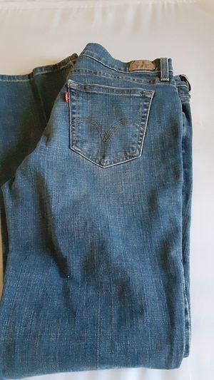 Levi's straight leg 505 Jeans. Size 8 for Sale in Pico Rivera, CA