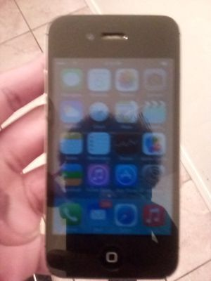 iPhone 4 (unlocked) for Sale in Fresno, CA