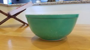Pyrex Primary Green Nesting Bowl for Sale in Garden Grove, CA