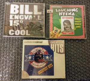 3CD Jeff Foxworthy, Bill Engvall, Confederate Railroad (greatest hits) Blue Collar/Southern Rock NEW for Sale in HUNTINGTN BCH, CA