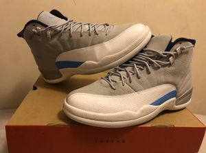 "Nike Air Jordan Retro 12's ""Wold Grey"" for Sale in Brooklyn, NY"