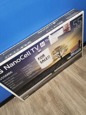 LG TV 55 inches Brand New for Sale in Dallas, TX