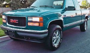 AllWheelDrive 96 G.M.C Sierra &PowerEverything for Sale in Springfield, MO