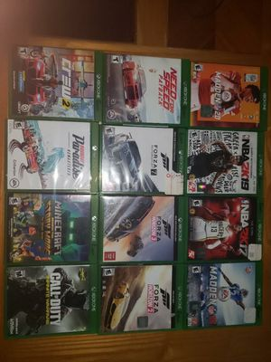 Xbox and ps3 games for Sale in Yalesville, CT