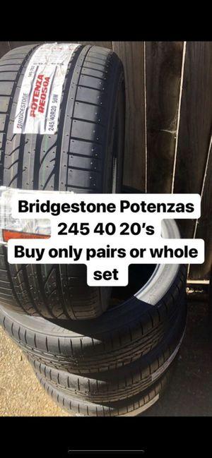 Tires/ Llantas for Sale in Pittsburg, CA