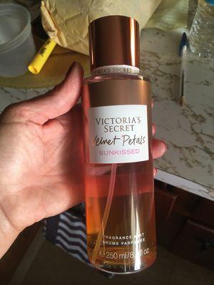 Victoria secret velvet petals fragrance mist for Sale in Toms River, NJ