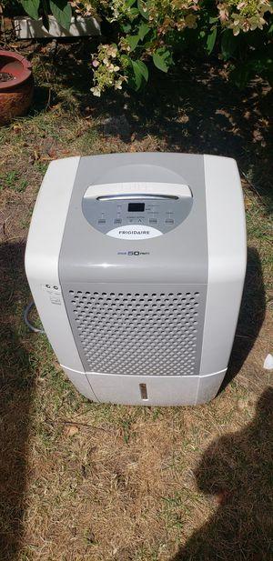 Dehumidifier 50pint for Sale in Brockton, MA