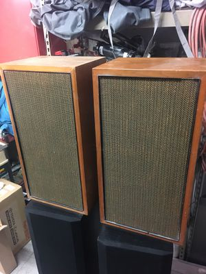 Marantz imperial-V speakers vintage for Sale in Seattle, WA