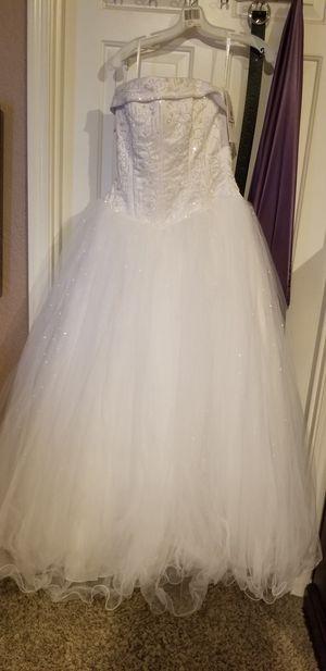 David's bridal dress for Sale in Yelm, WA