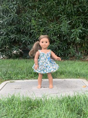 Marisol an American Girl Doll of the year (2005) for Sale in El Dorado Hills, CA
