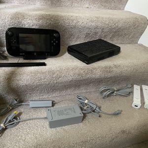 Wii U + Games for Sale in Kirkland, WA
