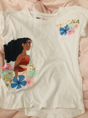5t T-shirt for girls Moana for Sale in Delray Beach, FL
