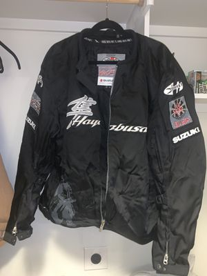joe rockets motorcycle jacket XL Official Suzuki 'Busa Hayabusa Rocket Nation for Sale in Grand Prairie, TX