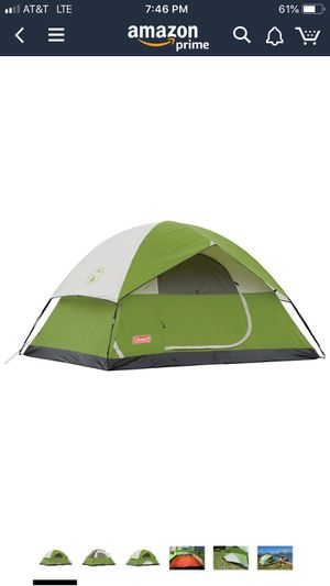 Tent - 4 person for Sale in San Francisco, CA