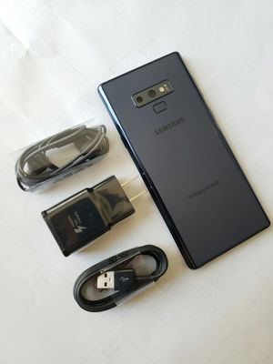 Samsung Galaxy Note 9 , UNLOCKED . Excellent Condition ( as like New) for Sale in Springfield, VA