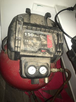 Air compressor and power tools for Sale in Salt Lake City, UT