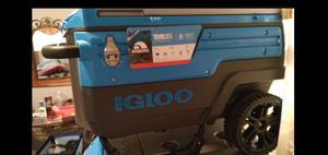 Blue igloo trailmate for Sale in Houston, TX