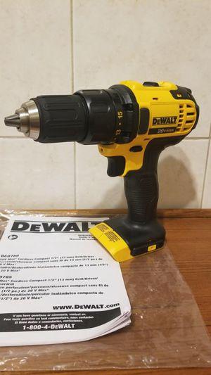 DeWalt 20V taladro NUEVO!!!! DeWalt 20V drill NEW!! for Sale in Chicago, IL