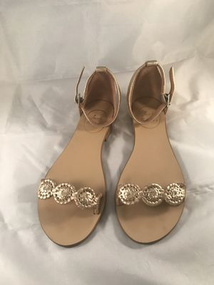 Jack Rogers Sandals Size 5M for Sale, used for sale  Lynnwood, WA