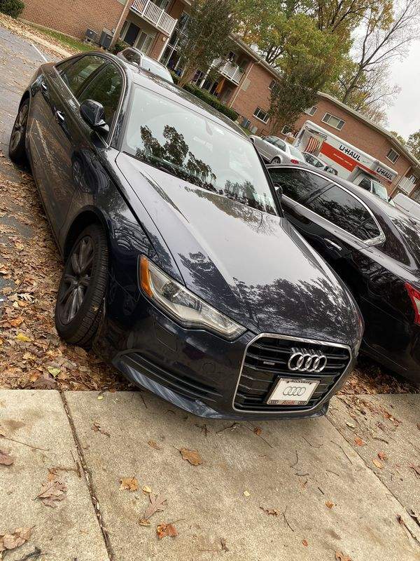 2011 Audi A4- doesn't drive need mechanical work