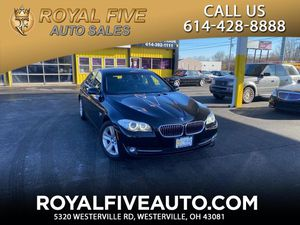 2012 BMW 5-Series for Sale in Westerville, OH
