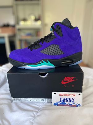 Alternate Grape 5s size 9.5 for Sale in Daly City, CA
