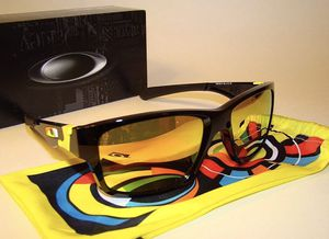 Oakley Sunglasses: Valentino Rossi Series Jupiter Squared 9135-11 Fire Lens -NEW for Sale in UNIVERSITY PA, MD