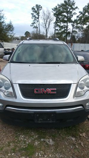 2008 gmc acadia 3.6 parts only for Sale in Houston, TX