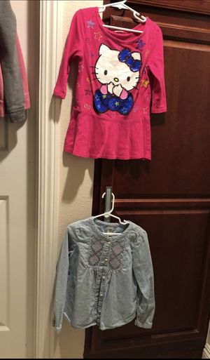 Best offer! Girls shirts Size 6X for Sale in La Costa, CA