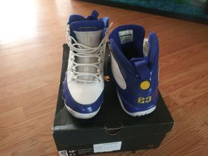 Kobe retro 9s size 12.5 worn 3 times for Sale in Los Angeles, CA